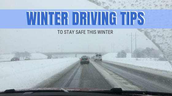 winter driving tips sudbury